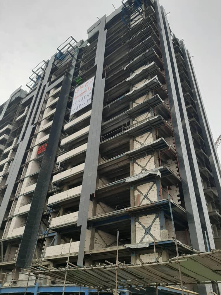 مجموعه برج های مسکونی راسپینا