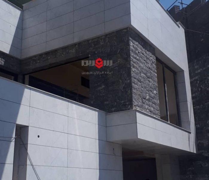ساختمان ویلایی لواسان