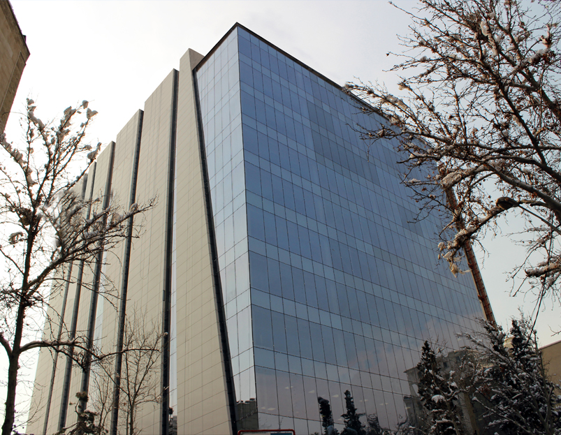 ساختمان مرکز انفورماتیک بانک مرکزی