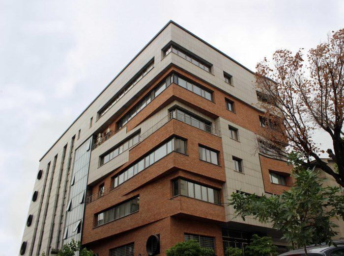 ساختمان اداری خیابان الوند