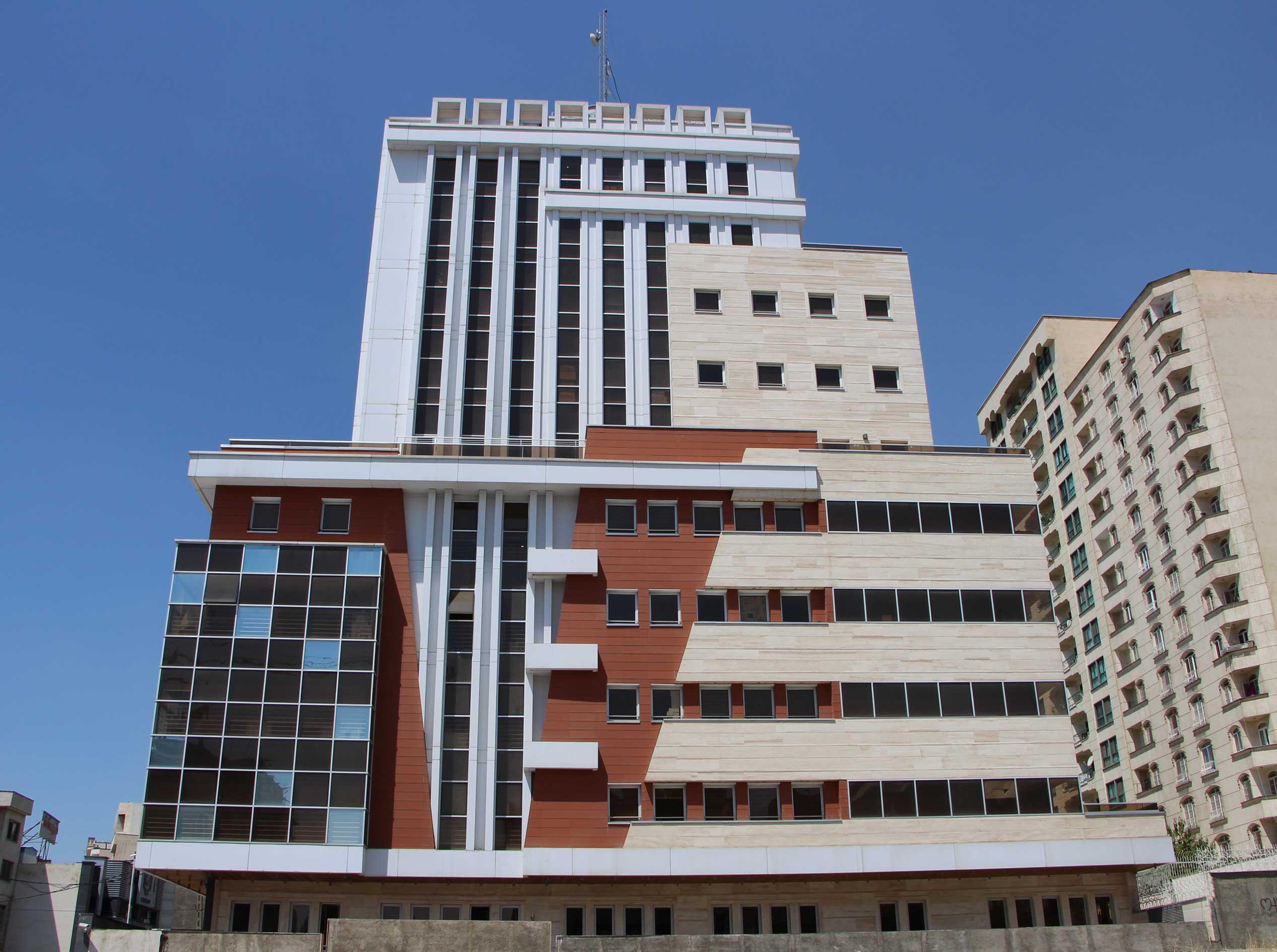 ساختمان استراتوس