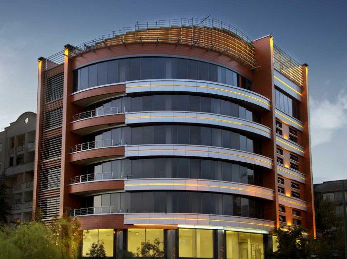 ساختمان اداری _ تجاری فرهنگ