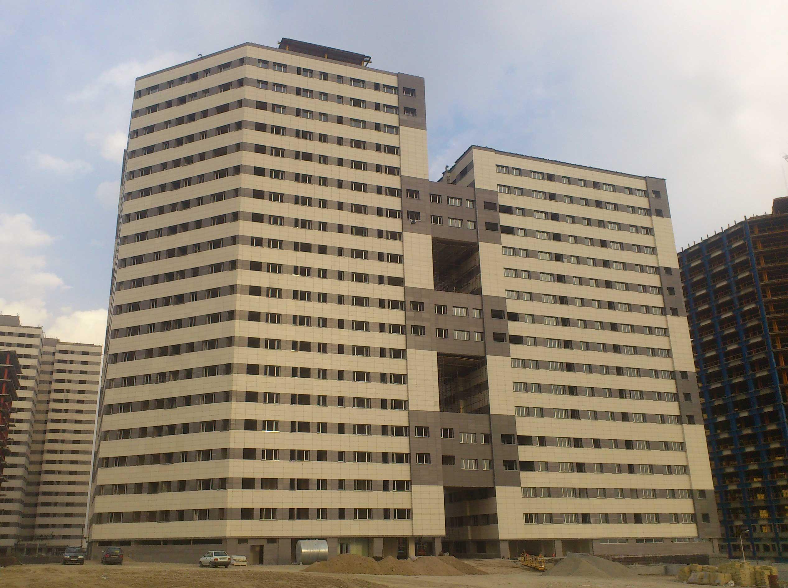 برج های مسکونی چیتگر