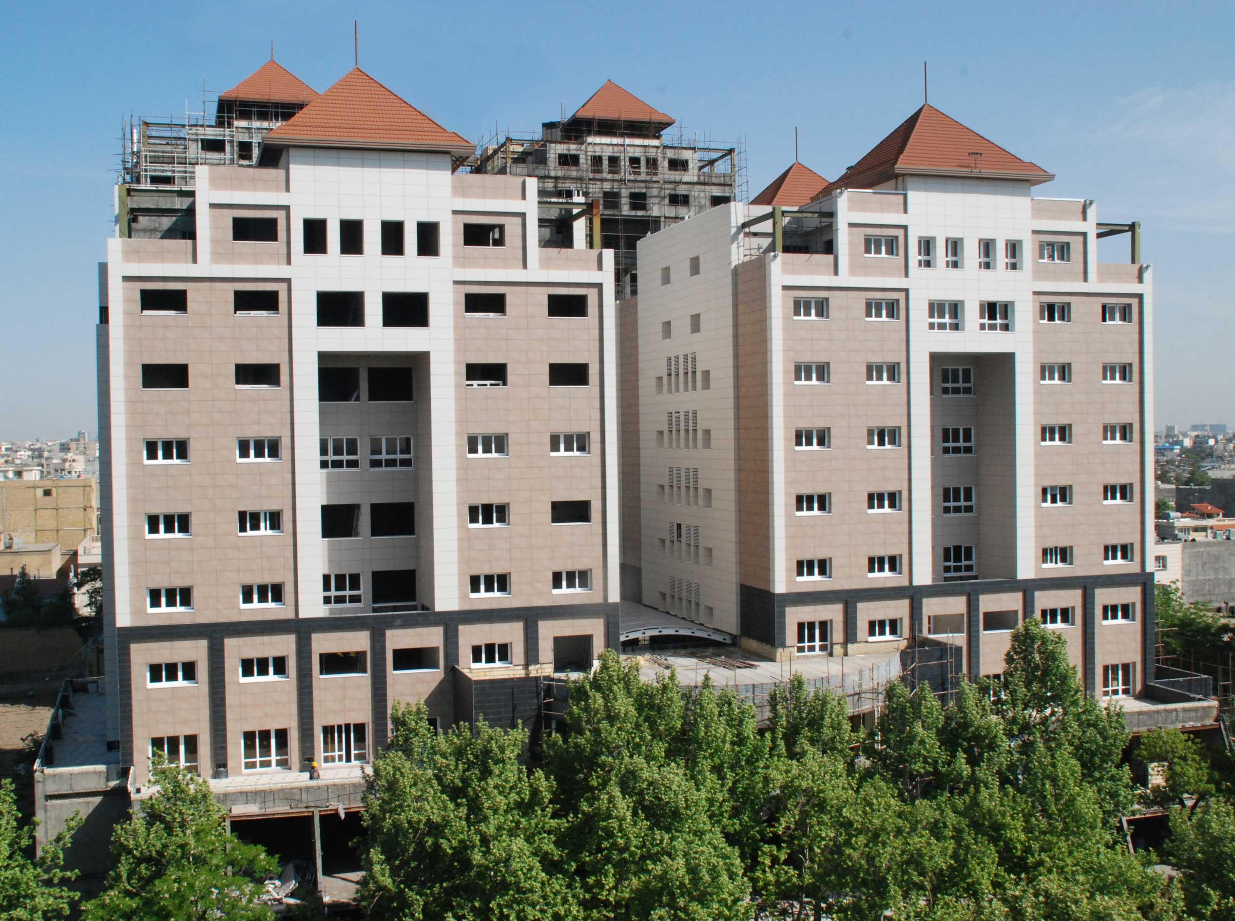 ساختمان کوهسنگی مشهد
