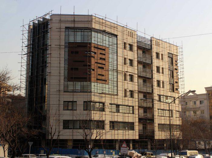 ساختمان اداری نوبنیاد تهران