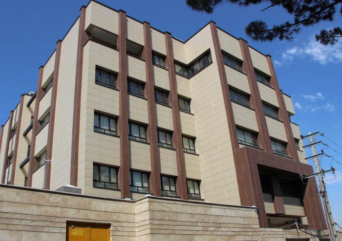 ساختمان اداری حکیمیه تهران