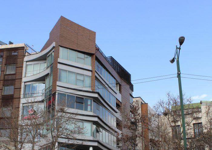 ساختمان اداری بلوار صبا